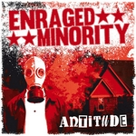 CD Enraged Minority ‎ Antitude